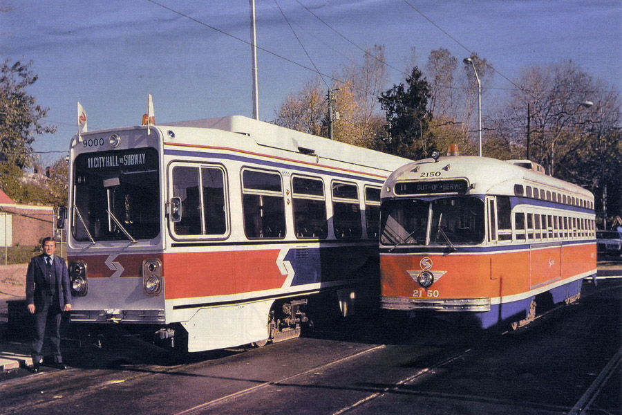 9000 first day in service Nov-3-1980