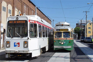 Philadelphia Trolleys Today