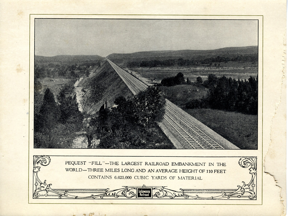 Lackawanna Cutoff 1911 brochure